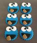 Cookie Monster Toppers