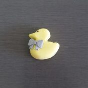 Duck Cake and Cupcake Decorations