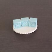 Baby Shower Cupcake Decorations