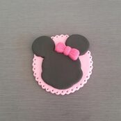 Minnie Mouse Cupcake supplies