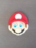 Super Mario Cake decorations