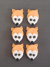 Woodlands Cake toppers