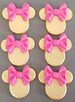 Minnie Mouse Cake toppers