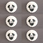 Sheep toppers