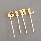 Girl Cupcake picks
