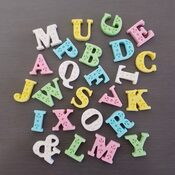 Alphabet Toppers