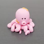 Octopus Topper (Under the Sea)